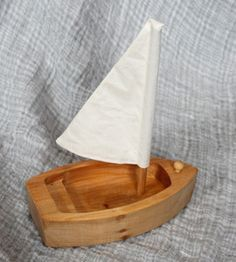 Wooden Sailboat....could I make one???