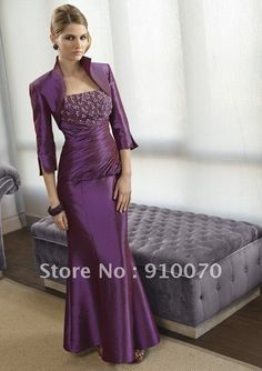 Mother of the bride formal dresses