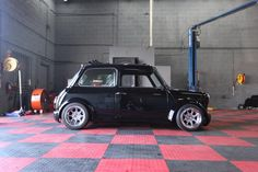 1972 Mini : Mini-Tec : Honda V-tech B16 300HP