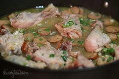 Chicken and Andouille Sausage | Skinnytaste