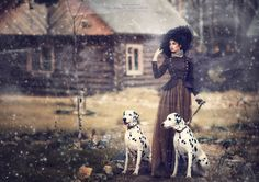 kareva margarita photographer | Magic women's worlds by Russian photographer Margarita Kareva