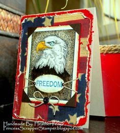 FREEDOM by Princessheather - Cards and Paper Crafts at Splitcoaststampers