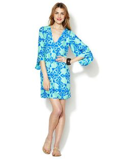 Amazing print! Alice & Trixie Posh Tunic