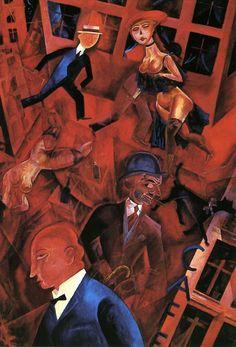 Histoire de l'art - Les mouvements dans la peinture - L'expressionnisme