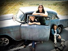 Two-Lane Blacktop, Monte Hellman's 1971 existential, cult classic starring James Taylor, Dennis Wilson, Laurie Bird and Warren Oates