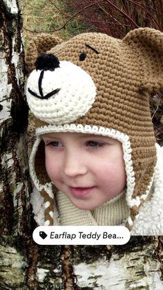 Crochet Kids Hats, Crochet For Boys, Crochet Animals, Crochet Toys, Baby Girl Patterns, Kids Patterns, Crochet Patterns, Knitting Patterns, Crochet Jacket