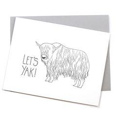 Yak Card   www.mooreaseal.com
