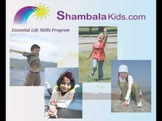 Shambalakids Life Skills Program for Worry Free, Confident and Happy Kids! Mindfulness training for teachers