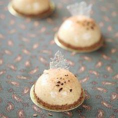 Mini Coffee Chocolate Entremets