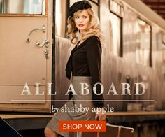 Dresses from Shabby Apple LOVE IT!