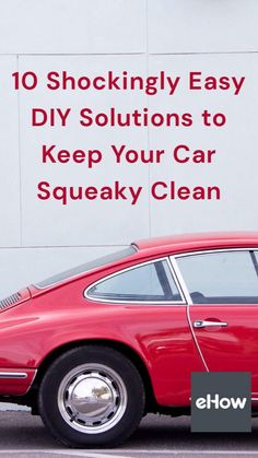 Car Cleaning Hacks, Cleaning Day, Car Hacks, Cleaning Recipes, House Cleaning Tips, Aluminum Can Crafts, Diy Vanity, Diy Car, Useful Life Hacks