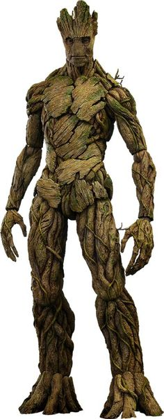 Guardians of the Galaxy Movie Masterpiece Action Figure 1/6 Groot 39 cm - The Movie Store