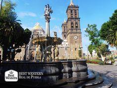 EL MEJOR HOTEL EN PUEBLA. En Best Western Real de Puebla, nos encontramos ubicados en el corazón de la ciudad para que la diversión y el entretenimiento para su familia, nunca termine. Le invitamos a dar un recorrido por el centro para conocer los museos, parques y centros comerciales aledaños. Somos su mejor opción para hospedarse en Puebla.. #bestwesternenpuebla