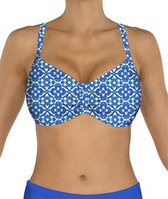 Suit Yourself's > Tops > Sunsets > Underwire Bra Top - 600789429254   Suit Yourself