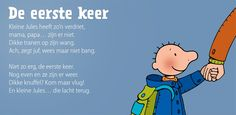versje aanpassing tekst met Nijntje First Day Of School, Back To School, School Themes, Preschool Kindergarten, Classroom, Kids, Google, Quotes, Crafts