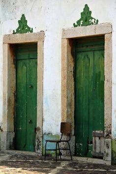 Color Love: Emerald Green