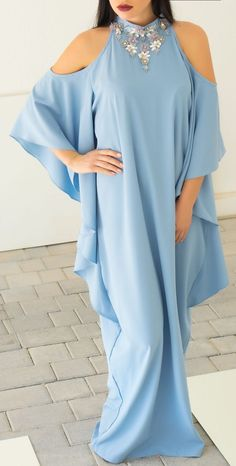 FAAL Caftan YAID young Arab independent designer