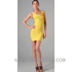 http://www.nikejordanclub.com/herve-leger-scoop-neck-signature-yellow-bandage-dress-sdr188-lastest.html HERVE LEGER SCOOP NECK SIGNATURE YELLOW BANDAGE DRESS SDR188 LASTEST Only $116.00 , Free Shipping!