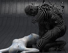 "Check out new work on my @Behance portfolio: """"Dispiritedness Lover"" digital art"" http://be.net/gallery/59502223/Dispiritedness-Lover-digital-art"