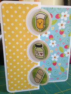 get+well+flip+card - Scrapbook.com