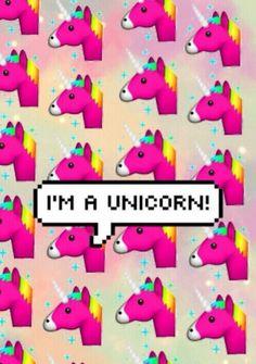 Je suis une licorne