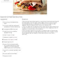 BH&G`s Spanish Grilled Sandwiches http://www.bhg.com/recipe/sandwiches/spanish-grilled-sandwiches/