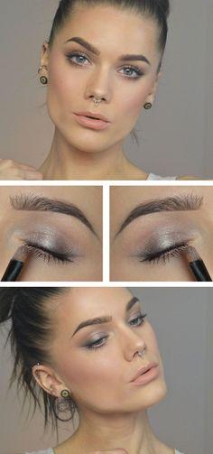 Benefit creaseless cream eyeshadow no pressure MAC eyeshadow Carbon Oriflame the one lash resistance mascara