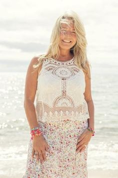 Lace Gypsy Pammy Singlet