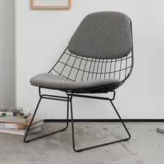 FM05 Wire Lounge chair | Cees Braakman | Pastoe | SUITE NY