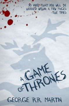 Fake book cover: A Game of Thrones