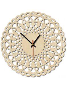 Najširšia ponuka hodín v rôznych farbách pre dokonalú stenu priamo od výrobcu.  Moderné nástenné hodiny. Hodiny sú vyrobené z akrylového skla PMMA.alebo preglejky. Tento materiál /plexisklo/ má moderný a estetický vzhľad, je ľahké a 6 krát silnejšie ako obyčajné sklo. Plexisklo je pružný materiál dokonalý na výrobu kreatívnych doplnkov. Je výborným dekoratívnym doplnkom a dokonale odráža slnečné svetlo. Vďaka svojej odolnosti voči UV žiareniu a vlastnostiam materiálu nevyžaduje zvláštnu…