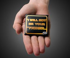 I Will Not Be Your Father Condom | DudeIWantThat.com