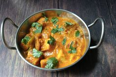 Vegan Paneer Tikka Masala -- needs quite a bit of prep beforehand but it worth the work.