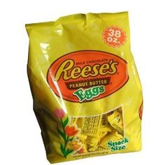 Reeses Peanut Butter Cup Eggs Easter Candy 38 Ounce Bag Only availbale for a limited time Makes a great Easter gift for that special someone Reese Peanut Butter Eggs, Chocolate Peanut Butter, Easter Candy, Easter Gift, Easter Eggs, Happy Easter, Best Chocolate Cake, Chocolate Peanuts, Bag