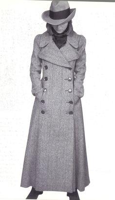 1969 - Biba maxicoat.