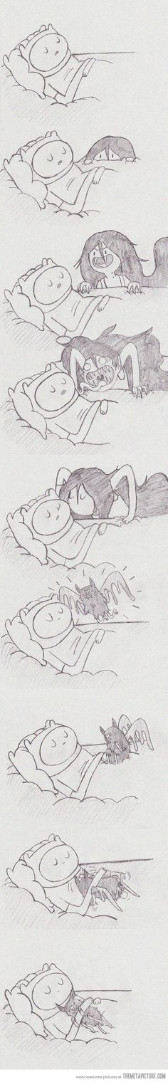 Adventure Time cuteness overload…I don't even watch this but this cute.....for Ryan