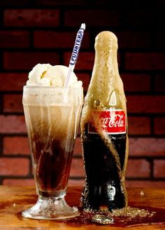 Pudsters Burgers Fries Shakes...Coca Cola my fave flavor in the world
