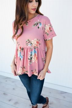 Floral Top Blowout | 14 Styles