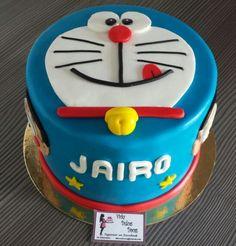 Tarta Doraemon Jairo