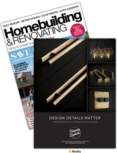Suggestion about Homebuilding & Renovating Feb 2019 page 30 Manor Farm, Building A House, 30th, Farm Barn, Interior, Industrial, Design, Indoor