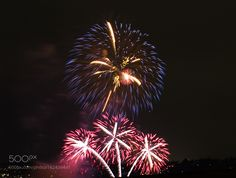 Firework 4th of July by liheink. @go4fotos