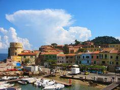 Come raggiungere la bella Isola del Giglio | Magazine Italy