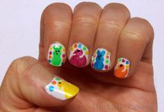 Kari wants: Peeps Nails