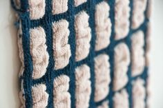 1.BA 2019, Franziska Ostermeier Friendship Bracelets, Knitting, Accessories, Fashion, Textile Design, Moda, Tricot, Fashion Styles, Cast On Knitting
