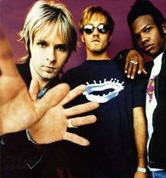 We can't have a Christian Bands & Music board without a little dc talk, now can we?