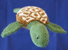 Ravelry: Sea Turtle pattern by Rachel Borello Carroll