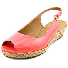 c9040e83d Clarks Orlena Currant Women Peep Toe Synthetic Slingback Heel    Find out  more details by clicking the image   Platform sandals