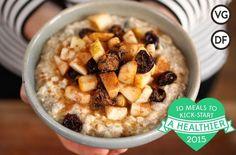 Healthy Breakfast Muesli