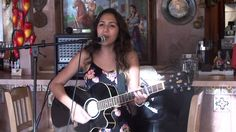 "At Last  ""Etta James"" acoustic cover by Liza Marie Morales"
