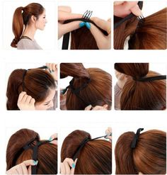 03b500b1729 The following tips will guide you how to apply clip-in hair extensions for 5